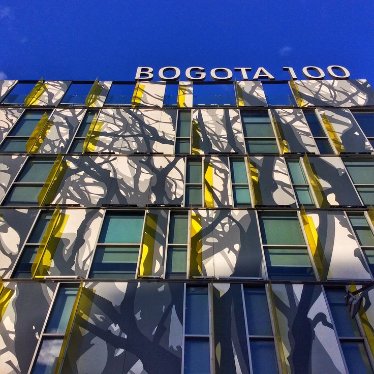 Vientos azules, Bogotá 100