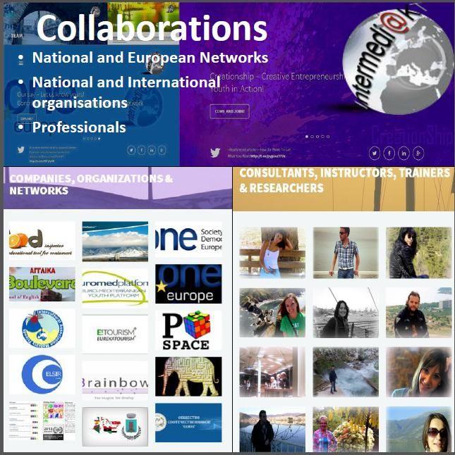 Networking activities Companies Organizations Professionals