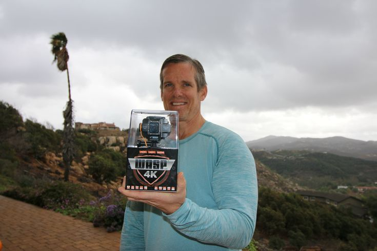 The Adventure Lovers Dream Gift is a WASPcam to record awesome memories! Read all about why Pete loves it! (sponsored)