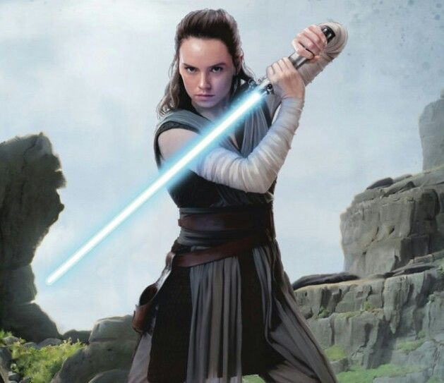 Image result for Jedi rey publicity shot