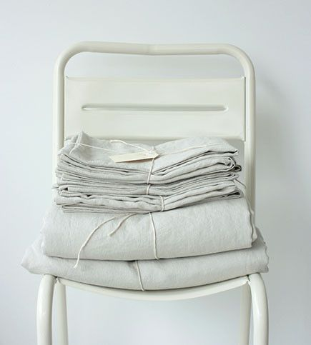 Washed Linen Duvet Cover Natural Taupe W I S H L I S T
