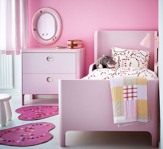 Camas para niños de Ikea http://www.mamidecora.com/habitaciones-infantiles-ikea.html