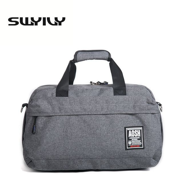 Buy Now Flax Cotton Small Size Gym Bag For Men And Women Fitness Training Sports Handbag Solid Color Traveling Shoulder Just Only 1948 With Free