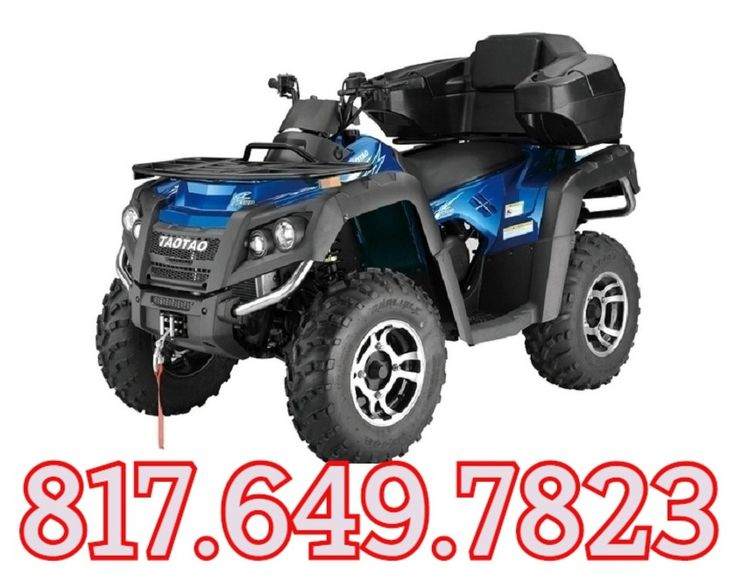 ADVANCE TAOTAO ATV 300CC 4X4 ATA 300F FREELANDER 4X4 Sale Price: $3,499.00