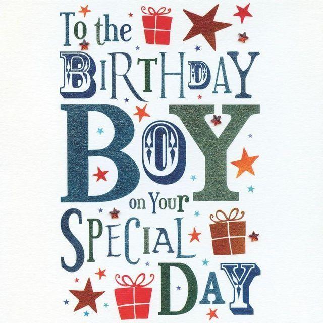 311 Best Images About BIRTHDAY BOY/GRANDSON On Pinterest