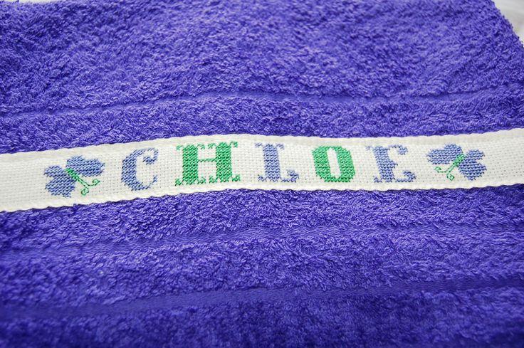 Chloe Butterfly Towel