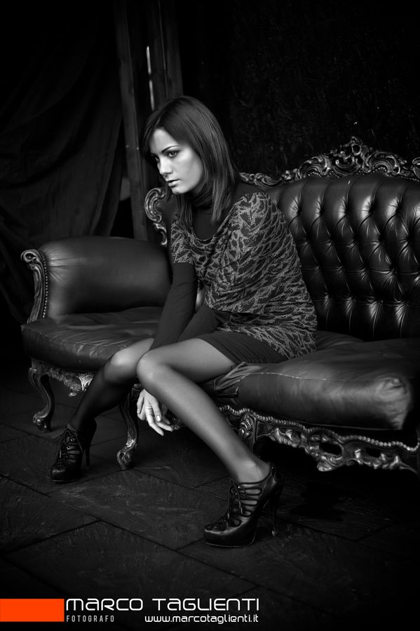 Samantha by Marco Taglienti on 500px