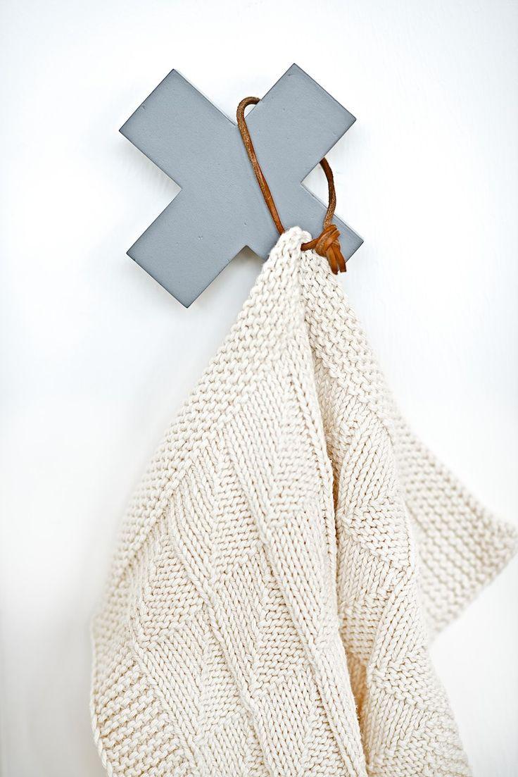 Knitted dishtowel tutorial, gestricktes Geschirrhandtuch