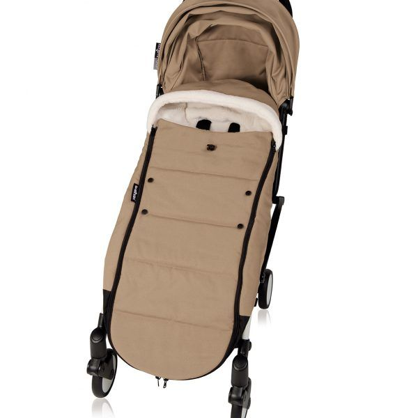 Babyzen Yoyo Stroller Carry Bag Yoyo Taupe Footmuff For Babyzen Stroller Golf Bags