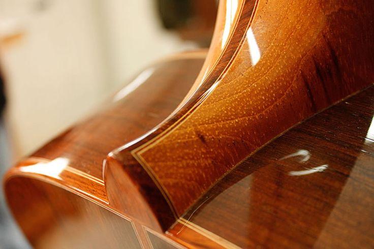 L'Amboine - guitare classique de concert guitare classique Régis Sala luthier