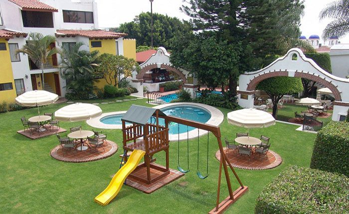 Hotel Vista Hermosa Hoteles Cuernavaca Morelos Mexico