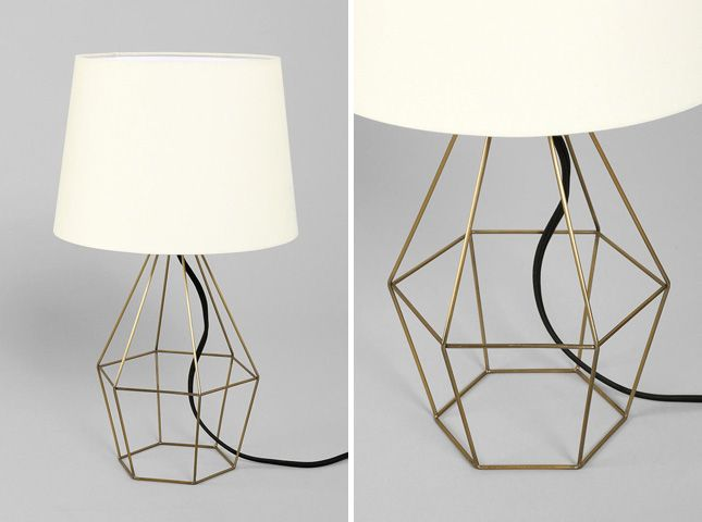 Shape up 15 geometric lights lamps and pendants via brit co