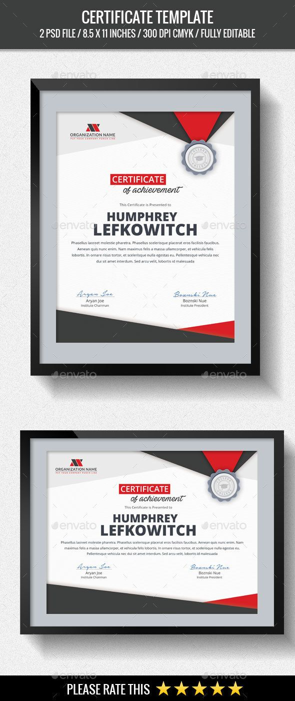 Multipurpose Certificates Template PSD. Download here: https://graphicriver.net/item/multipurpose-certificates/17309518?ref=ksioks