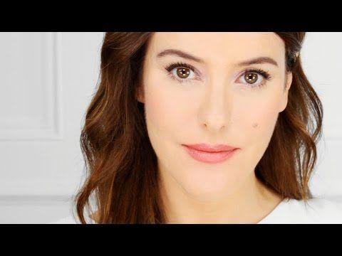 French Chic Bridal Makeup Tutorial by Lisa Eldridge with Lancôme - YouTube