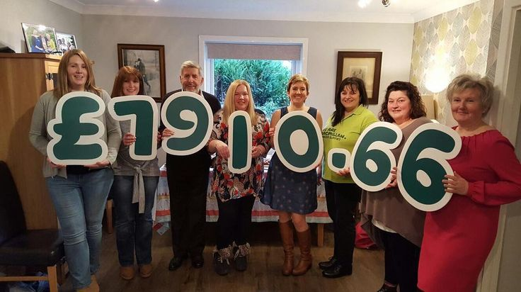 Today we handed over an incredible 7910.66 to Macmillan Cancer Support! This was the money raised at or Macmillan Masquarade Ball!  A very special and heartfelt thank you once again for everyone's support!xxx  the original figure on the night of the Ball was 7777 but we have since had some additional donations xxx  #pleaseshare