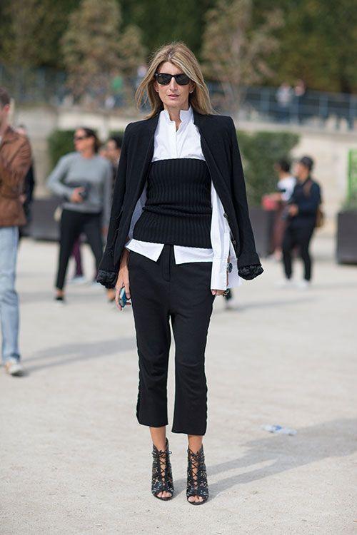 Street Style: Paris Fashion Week Spring 2014 - Sarah Rutson