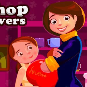 Gift shop for lovers - Juegos Barbie