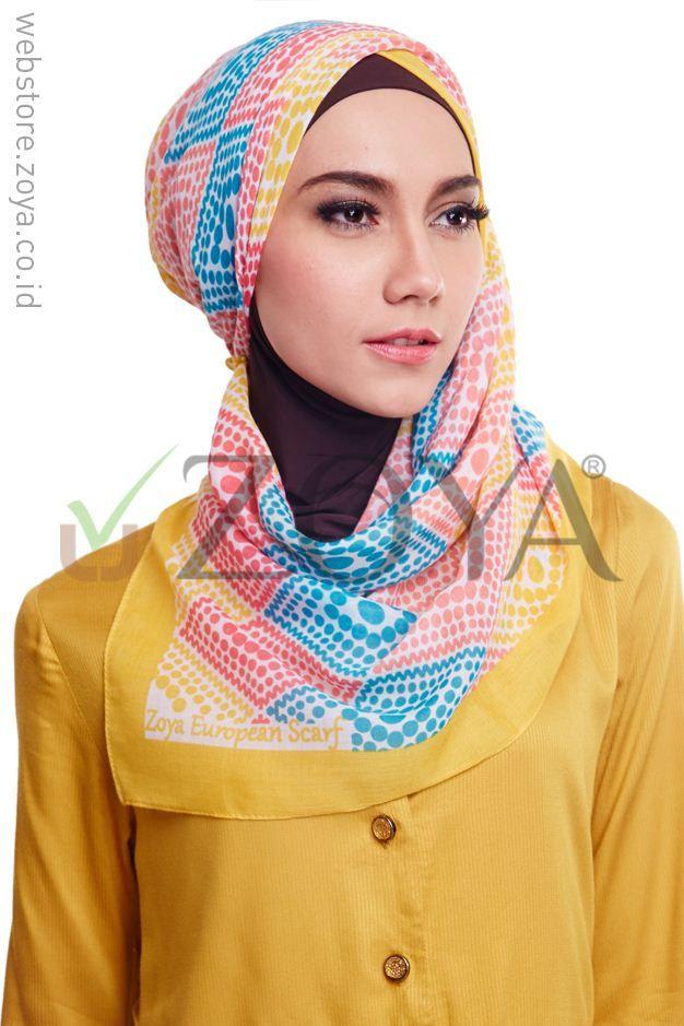 Kerudung ZOya Vintage Mood Rp. 79.000,-  Order: HP:081315351727 Pin BB: 748A8C99