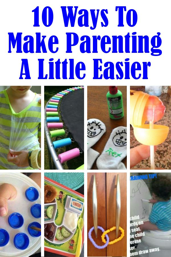 Parenting can be a tough gig. Here are a few tips and tricks to make your life with little ones a little easier.         Use a Kinder ...