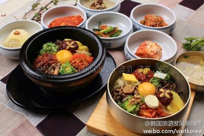 Korean food korea pinterest korean food and food for Cuisine 9269