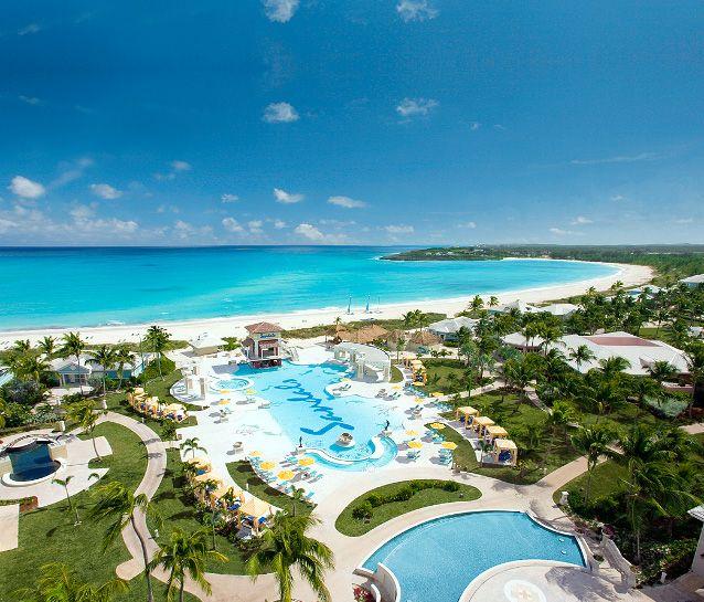 Sandals Emerald Bay Resort, Great Exuma Island, Bahamas