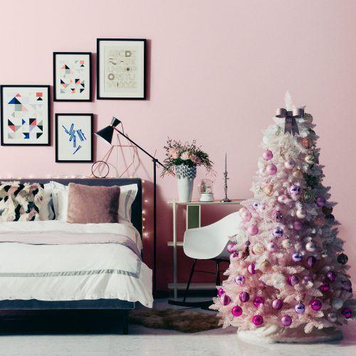 即インスタ映え♡フランフランのクリスマスツリー&オーナメントが大人気♪ | CanCam.jp(キャンキャン)