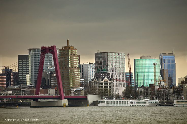Rotterdam Skyline | Flickr – Compartilhamento de fotos!