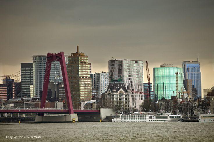 Rotterdam Skyline | Flickr – Compartilhamento de fotos!