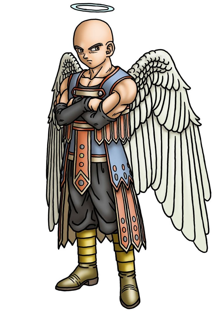 Dragon Quest all classes | dq9_aquila_art