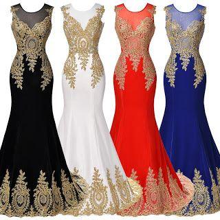 Интернет магазин от Никитича: Вечерние платья дубай арабский золотые аппликации ...