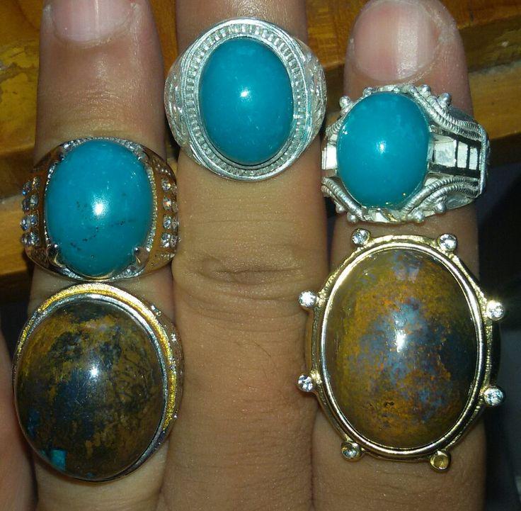 Batu cincin Bacan. Asli dari pulau Bacan http://isroi.com