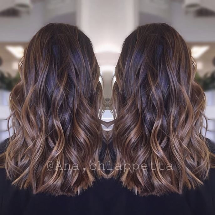 50 Astonishing Chocolate Brown Hair Ideas For 2021 Hair Adviser Sac Rengi Fikirleri Ombre Sac Rengi Balyaj Sac