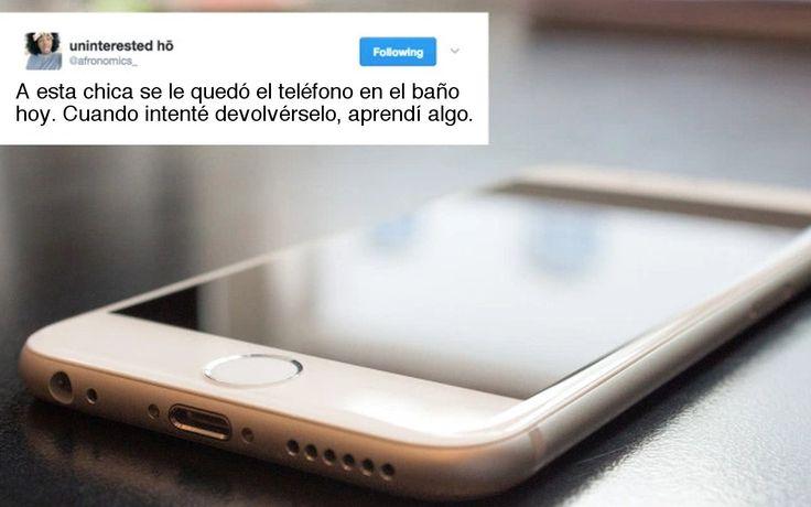 Encontró un iPhone perdido. Lo que vio en él la dejó aterrada