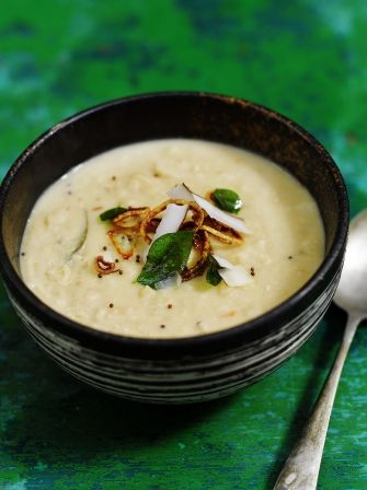 Enjoy an authentic taste of India with this delicious cauliflower dhal curry…
