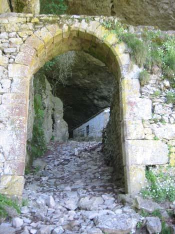 Camino de Santiago - The tunnel route from Irún to Santo Domingo de la Calzada