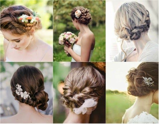 17 best ideas about Coiffure Pour Mariage on Pinterest | Coiffure ...