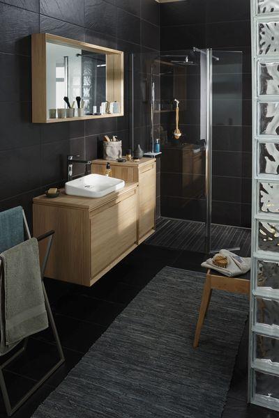 meubles de salle de bains lapeyre les nouveauts voir - Verriere Salle De Bain Lapeyre