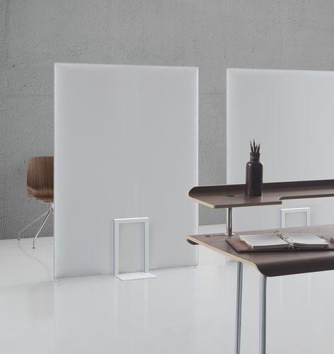 Pannello acustico per arredamento di interni / di acciaio / autoportante / per edifici pubblici PLI OVERSIZE by Marc Sadler Caimi Brevetti SpA