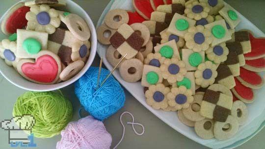 Yoshi's Wooly World   Yoshi Cookies