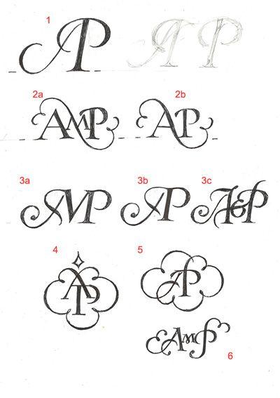 Designing+A+Monogram++Ulga+Web+Design+/+Graphic+Logo