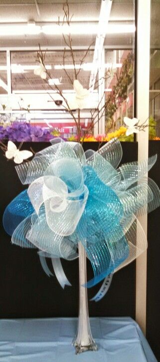 61 best party centerpiece inspiration images on pinterest for Michaels crafts birthday parties