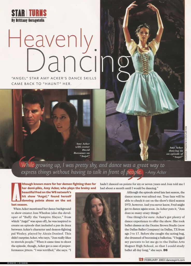 Image result for amy acker dance