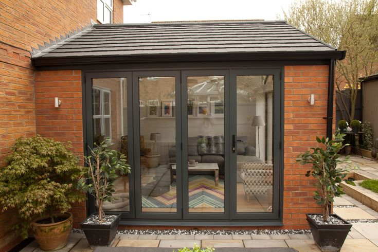 Garden Rooms | Solid Roof Garden Rooms in Hampshire - Free Quotes | Wessex Windows