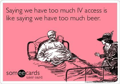 I can see this being true because really...is there such a thing of too much beer? I think not!
