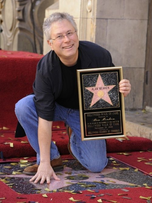 Alan Menken - He may be the most AMAZING composer on the planet! You know The Little Mermaid, Tangled, and the Broadway show, The Newsies? All this man. AMAZING!!!! C: He's done much more,too.