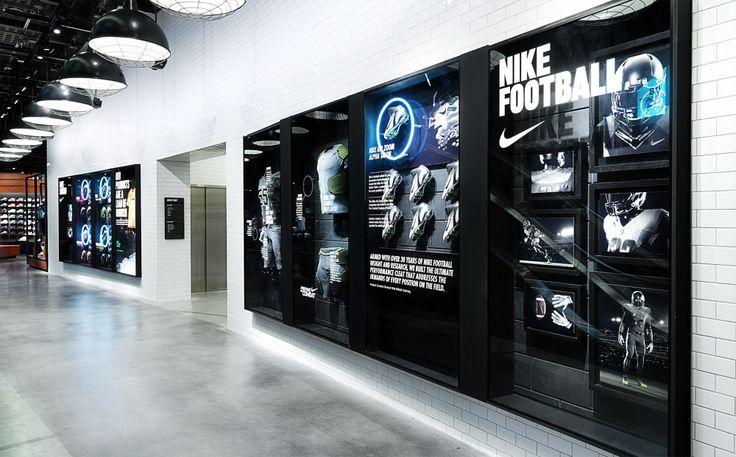 Shawn Nike Display Design New York