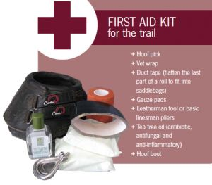 Trail Riding First Aid