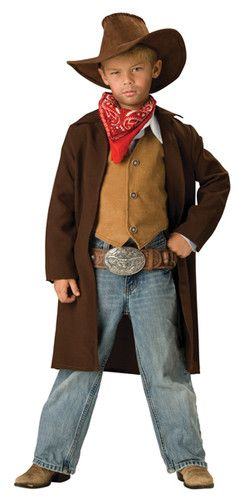 Now that's a great cowboy outfit!