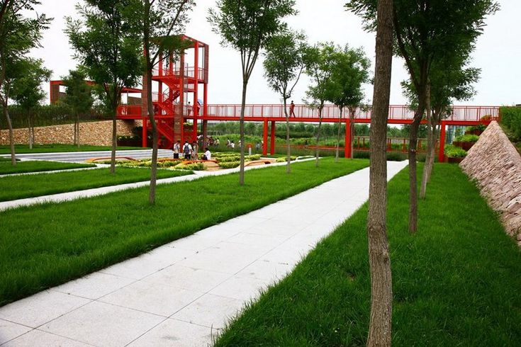 View full picture gallery of Tianjin Bridged - Qiaoyuan Post Industrial Park