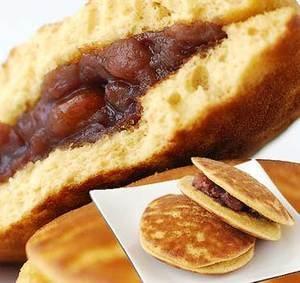 bean‐jam pancake どら焼き